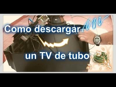 Como descargar un TV de Tubo