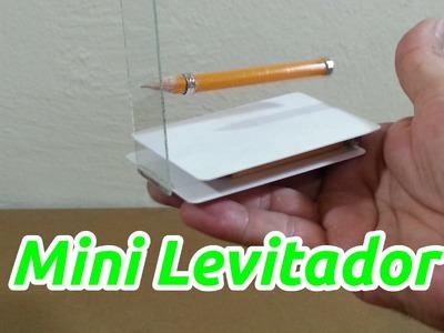Cómo Hacer un Mini Levitador Magnético