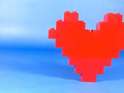 Cómo hacer una bandeja de corazón | Bandeja del corazón