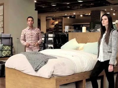 Cómo vestir tu cama de forma adecuada ►Tutoriales Falabella.com