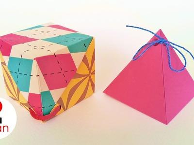 Empaques Creativos para Regalo | JuanTu3