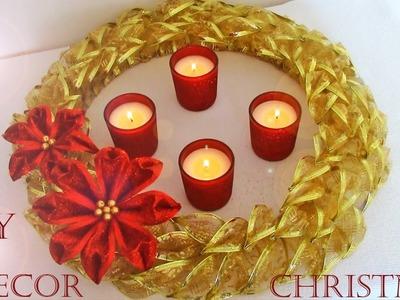 Haz y aprende fácil como decorar lindo para Navidad