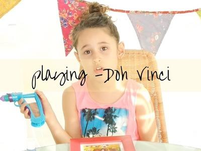 Juguete de manualidades | Doh Vinci ♥ jimena