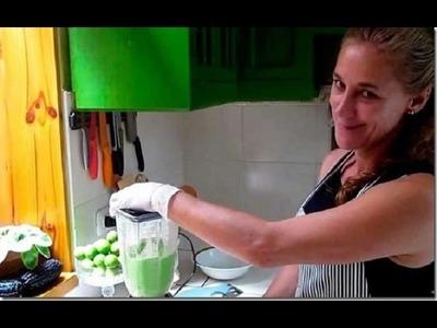 Mujer es buscada se atrevió a dar una receta secreta, cura del cáncer de pulmón, mama, pancrea colon