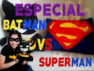 Tutorial | Como hacer un muñeco de Batman