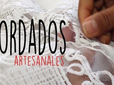 Bordados para Vestidos de Novia y Fiesta | CanalYoSé