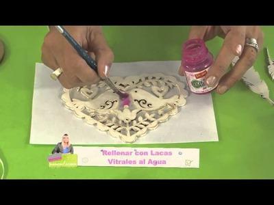 Cómo hacer un Mandala. Atrapasueños de Madera