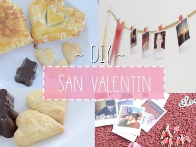 DIY~ Regalos para San Valentin ♥ Ronro Love
