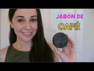 JABÓN DE CAFÉ CASERO- MUY FACIL