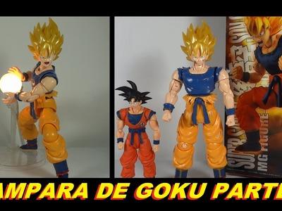 Lampara de Goku parte 2 MG SS1 1.8
