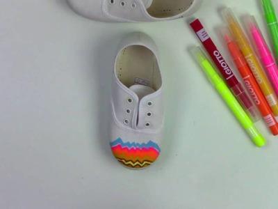 Personaliza tus zapatillas deportivas