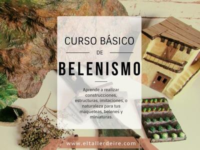 Curso básico de belenismo (PRESENTACIÓN)