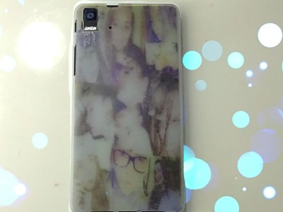 CUSTOMIZAR FUNDA MÓVIL CON FOTOS