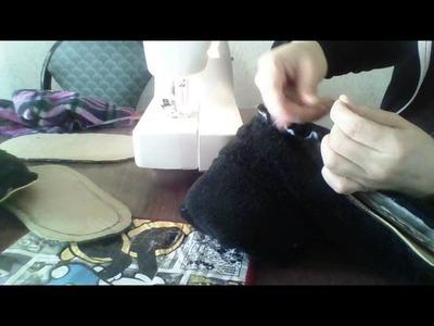Pantunflas de bota parte 2