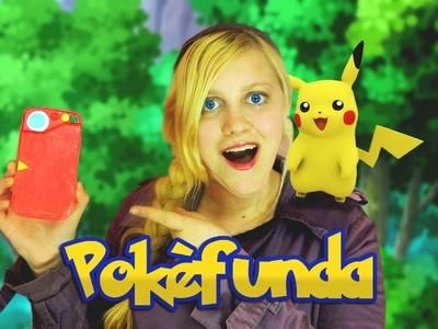 Funda de Pokémon para tu Celular! (Pokedex) @YANIBRILZ #mArtesanias