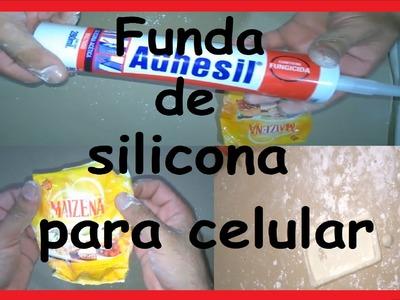 Funda de silicona para celular | Alejandro Ale