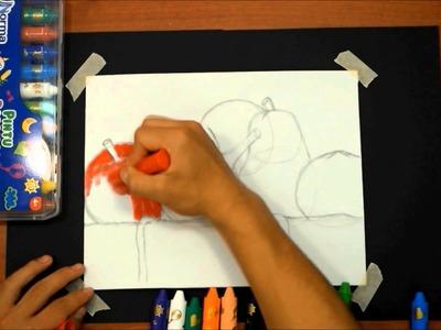 Técnica para pintar un Bodegón con pintubarritas Norma