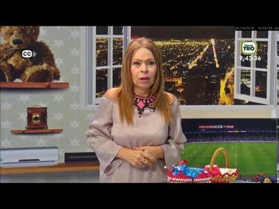 Canasta navideña - Hecho con Estilo