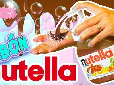 DIY Jabón de Nutella Casero! Funciona de verdad