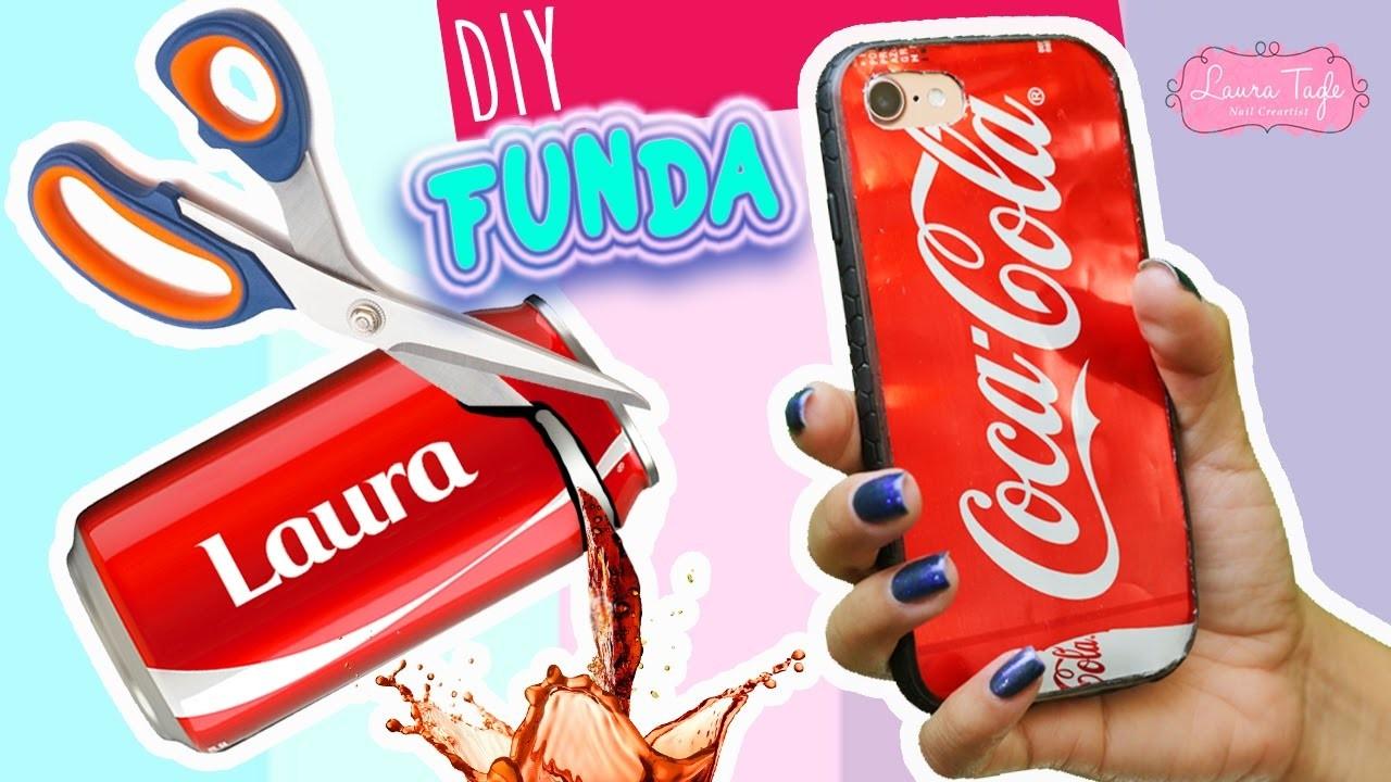 Haz una Funda Refrescante de Coca-Cola!. DIY