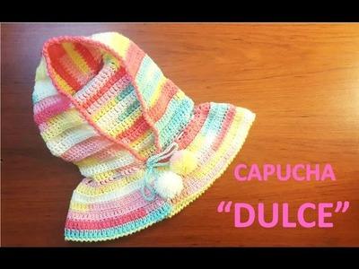 CAPUCHA DULCE