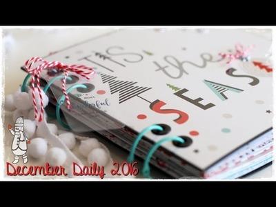 Navidad #2 - December Daily 2016. Diario de Navidad