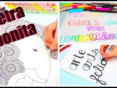 Mejora tu letra. Letra Bonita!   Dani Hoyos Art