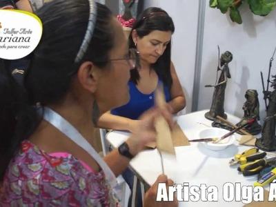 Taller de arte y manualidades en Medellín. Tienda virtual de artesanias