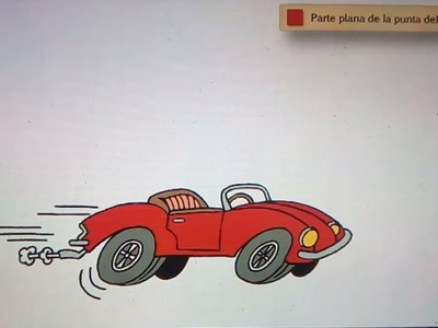 Como dibujar un coche - Art Academy Atelier Wii U | How to draw a car