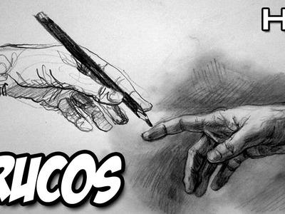 10 Consejos y trucos para Dibujar Mejor - Cómo Mejorar en tus Dibujos