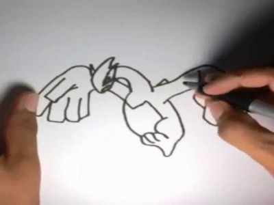Como dibujar a Lugia Pokémon Legendario l How to draw Lugia Legendary Pokemon
