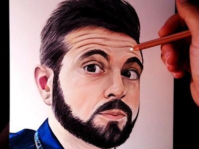 Dibujando a Youtubers | VEGETTA777