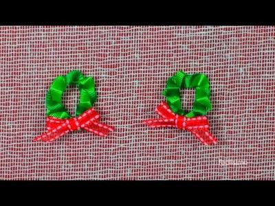 Cómo hacer unos divertidos pendientes navideños | facilisimo.com