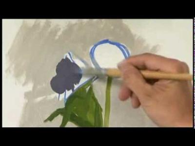 Curso de dibujo y pintura    Oleo  4