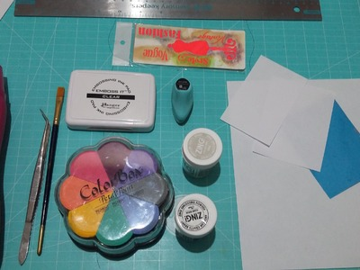 Como sustituir algunos materiales de embossing