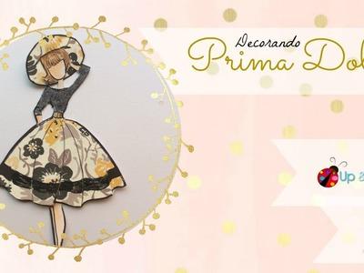 Ideas para decorar sellos Prima Doll