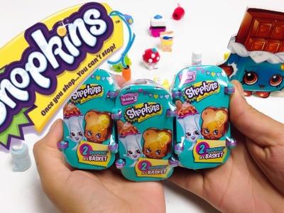 SHOPKINS en español,juguetes infantiles temporada 3