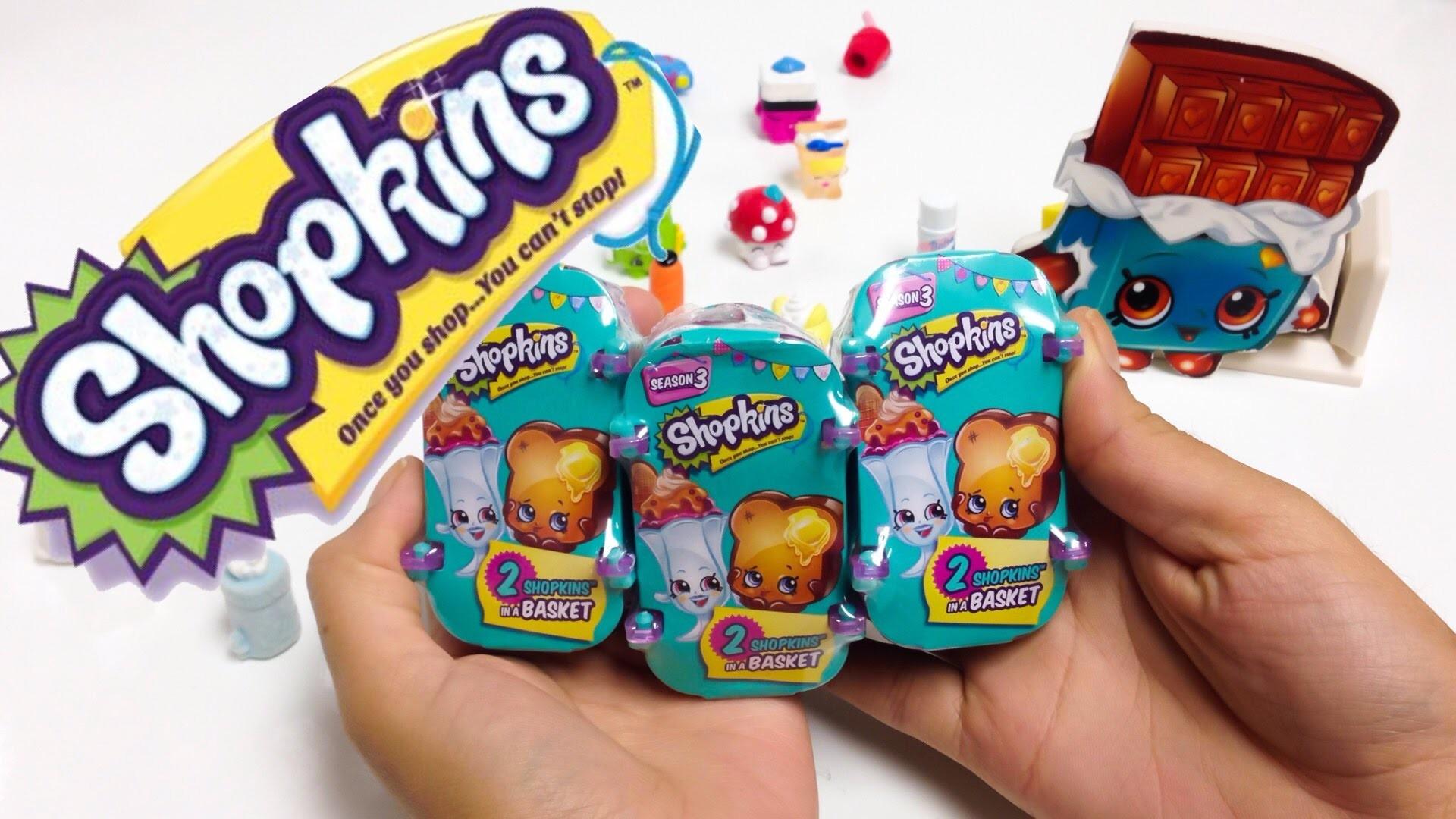 En Shopkins Español juguetes Temporada 3 Infantiles XZiTwlOkPu