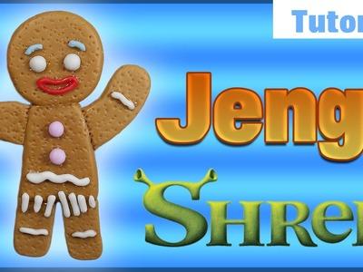 Shrek   Jengi Polymer Clay Tutorial   Porcelana Fría ★ Plastilina