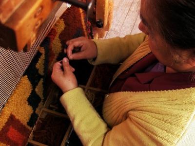 #52 Alfombras artesanales en la Patagonia chilena - Atlas Vivo de Chile
