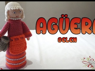 Belén de Navidad 2016 | Agüera a crochet