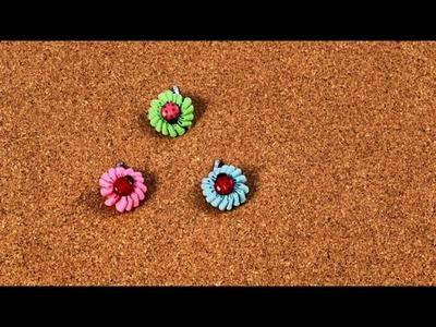 Ganchitos para Bebas con Cinta Zigzag  - DIY - Adornos para el cabello