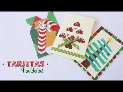 Cartas. Tarjetas de Navidad | Fáciles y Bonitas