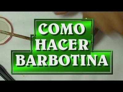 Como hacer arcilla barbotina para imitaciones de barro(versión lascosasdelalola)