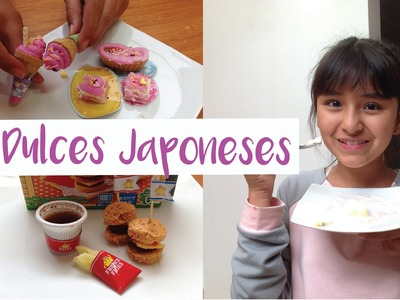 Dulces japoneses. DIY POPIN' COOKIN'