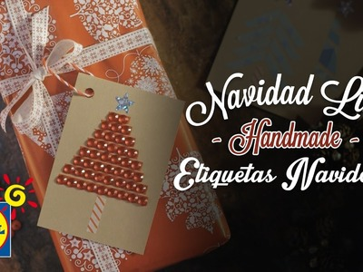 Etiquetas Navideñas - Handmade Navidad