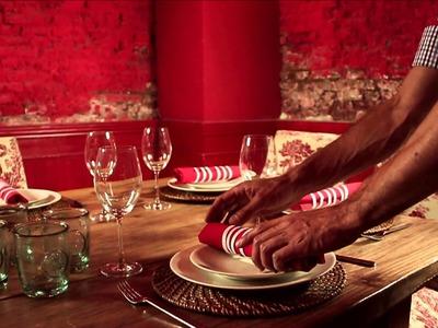 Tutorial cómo armar tu mesa navideña paso a paso: Decoración en Falabella Argentina