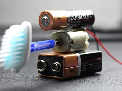2 Ideas con motor de corriente continua