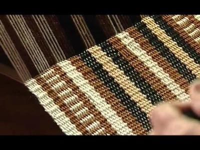 Al Sadu, técnicas tradicionales de tejido en los Emiratos Árabes Unidos