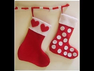 Botas de Navidad
